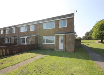 3 bed end terrace house to rent in Moorland Close, Sunnybrow, Crook DL15