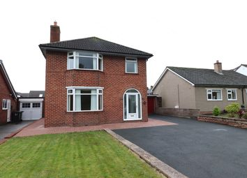 Thumbnail 3 bed detached house for sale in Durdar Road, Carlisle