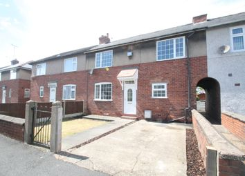 Thumbnail 3 bed terraced house to rent in Poplar Road, Skellow, Doncaster
