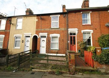 Thumbnail 2 bed terraced house for sale in Hervey Street, Ipswich, Suffolk