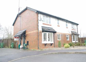 Thumbnail 1 bed terraced house for sale in Cefn Close, Glyncoch, Pontypridd