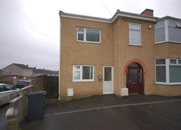 Thumbnail 1 bed end terrace house for sale in Waters Road, Kingswood, Bristol