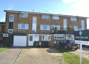 Thumbnail 4 bedroom town house for sale in Vicarage Road, Buntingford