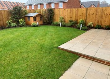 Thumbnail 2 bed end terrace house for sale in Longster Road, North Stoneham Park, Eastleigh