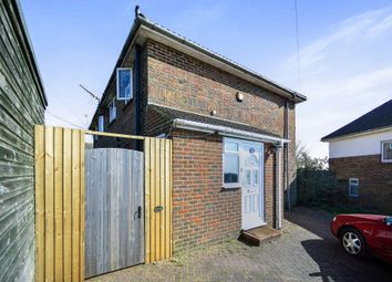 Thumbnail 3 bed semi-detached house for sale in Manor Road, Brighton