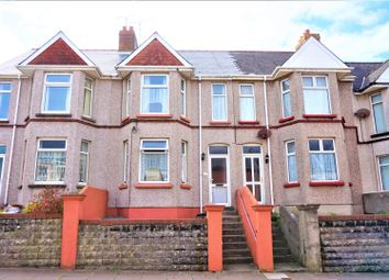 Thumbnail 3 bed terraced house for sale in St. Annes Road, Milford Haven