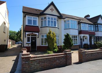 Thumbnail 4 bedroom end terrace house for sale in Endlebury Road, Chingford
