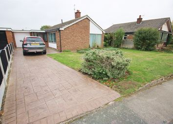 Thumbnail 3 bed detached bungalow for sale in Meadow Lane, Fearnhead, Warrington