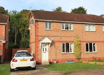 Thumbnail 3 bed semi-detached house for sale in Mcleish Place, Perth