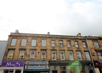 Thumbnail 3 bed flat for sale in 465 Paisley Road, Glasgow