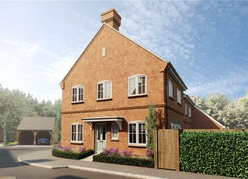 Thumbnail 4 bedroom semi-detached house for sale in Dunleys Hill, Odiham, Hook