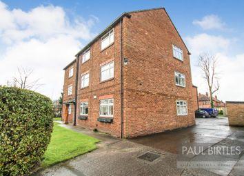 Thumbnail 2 bed flat for sale in Wansbeck Lodge, Wansbeck Close, Stretford