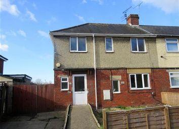 Thumbnail 4 bedroom end terrace house for sale in Limes Avenue, Swindon