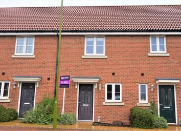 Thumbnail 2 bed terraced house for sale in Aldermere Avenue, Waltham Cross