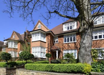 Thumbnail 2 bed flat to rent in Bracknell Gardens, Hampstead