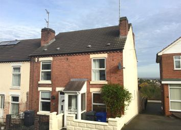 Thumbnail 2 bed terraced house for sale in St. Georges Road, Burton-On-Trent