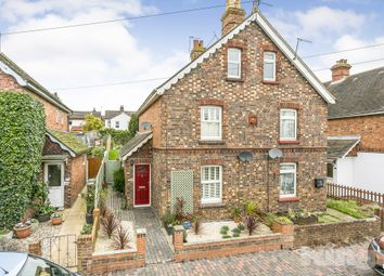 Thumbnail 4 bed semi-detached house for sale in Gordon Road, Tunbridge Wells