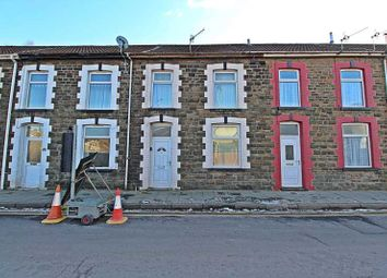 3 Bedrooms Terraced house for sale in Eirw Road, Porth, Rhondda Cynon Taff CF39