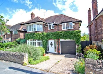 Thumbnail 4 bed detached house for sale in Wensley Road, Woodthorpe, Nottingham