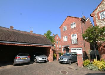 Thumbnail 4 bed detached house to rent in Barley Way, Marlow