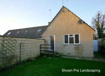 Thumbnail 2 bed semi-detached house to rent in City Bank Road, Cirencester