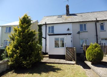 Thumbnail 2 bed end terrace house for sale in East View, Church Lane, Holsworthy