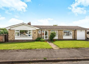 Thumbnail 3 bed bungalow for sale in Cromwell Close, Hopton, Stafford, Staffordshire