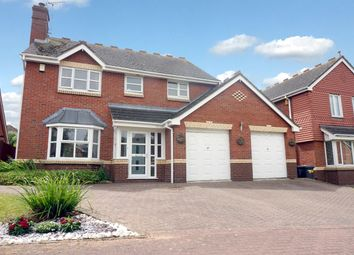 Thumbnail 4 bedroom detached house for sale in Mayfield, Tamworth