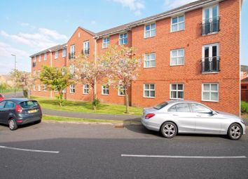 Thumbnail 2 bed flat for sale in Lynmouth House, Welland Road, Hilton