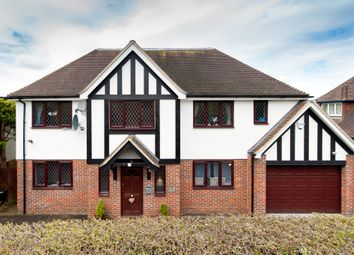 Thumbnail 5 bed detached house for sale in Downs Road, Coulsdon