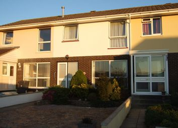 Thumbnail 3 bed terraced house to rent in West Meadow Close, Braunton