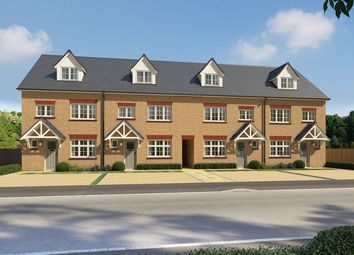 "Thumbnail 4 bed terraced house for sale in ""Grantham"" at Kings Avenue, Ely"