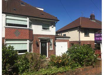 Thumbnail 4 bed semi-detached house for sale in Woolton Road, Liverpool