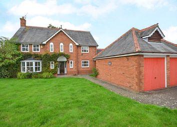 Thumbnail 5 bed detached house to rent in Bluebell Meadow, Winnersh, Wokingham, Berkshire