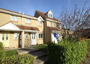 Thumbnail 2 bedroom terraced house to rent in Barnum Court, Swindon, Wiltshire