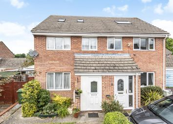 Thumbnail 3 bedroom semi-detached house for sale in Maynard Close, Thatcham