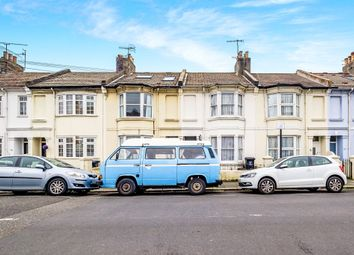 Thumbnail 3 bed terraced house for sale in Coleridge Street, Hove