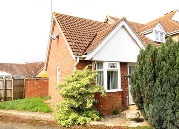 Thumbnail 1 bed terraced bungalow for sale in Ingoldsby Close, March