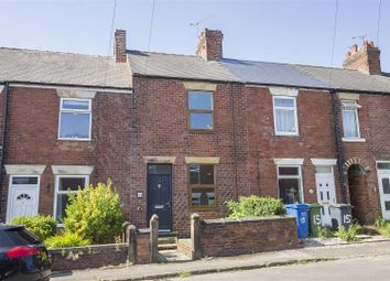2 bed terraced house for sale in Ashfield Road, Hasland, Chesterfield S41