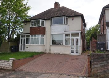 Thumbnail 2 bedroom semi-detached house for sale in Duxford Road, Great Barr, Birmingham