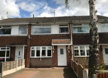 Thumbnail 3 bed terraced house for sale in Marston Drive, Irlam, Manchester