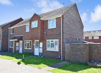 Thumbnail 3 bed end terrace house for sale in Church Green, Shoreham, West Sussex