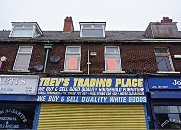 Thumbnail 3 bed flat to rent in Holderness Road, Hull