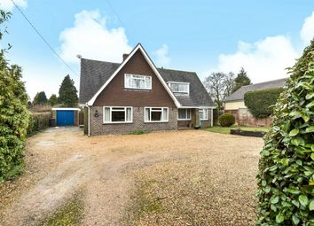 Thumbnail 5 bedroom detached house for sale in Four Marks, Alton, Hampshire