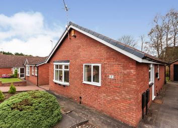 Thumbnail 3 bedroom detached bungalow for sale in Church Meadows, Calow, Chesterfield