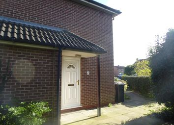 Thumbnail 1 bedroom flat to rent in Pinewood Drive, Camblesforth, Selby
