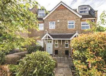 Thumbnail 4 bed terraced house to rent in Pembridge Place, London