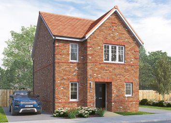 "Thumbnail 3 bedroom detached house for sale in ""The Kinnerton"" at Durham Road, Stockton-On-Tees"