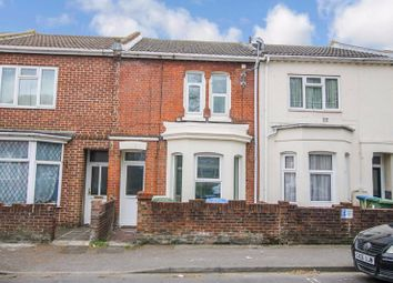 Thumbnail 3 bed terraced house for sale in Clovelly Road, Southampton