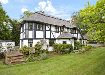 Thumbnail 4 bed detached house for sale in Forest Drive, Kingswood, Tadworth, Surrey